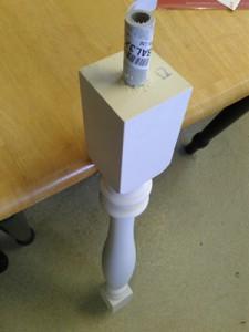 手摺用のバラスター